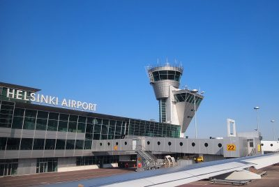 Helsinki Airport, Finavia Has Revealed That They Are Changing the for Their Ambitious Climate Programs