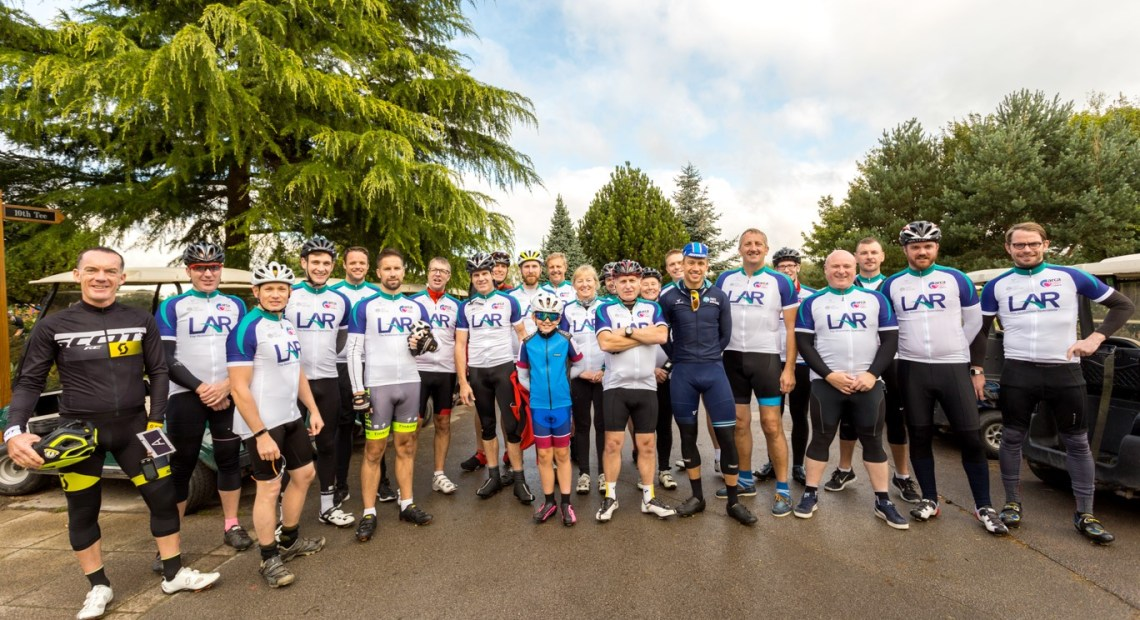 LAR Celebrates 20th Anniversary and Rebrand