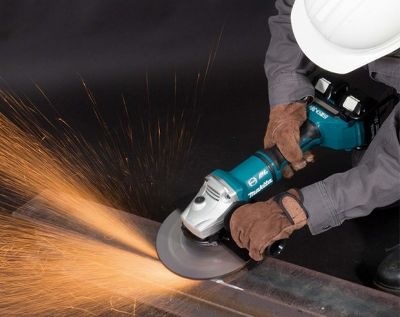 Makita Releases Two New Cordless Angle Grinders