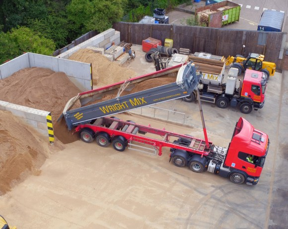 A concrete company has seen its productivity boosted by more than 25 per cent
