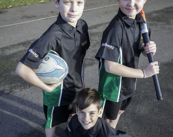 Bellway Homes Sponsors School Sports Kit While Launching Hampden Gardens Development