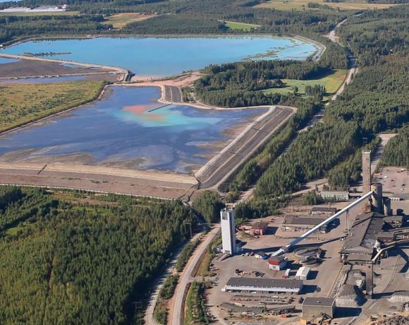 Re-using the deepest base metal mine in Europe enhances Finnish renewable energy and climate strategies.
