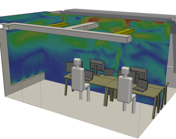 SimScale, the world's first provider of cloud-based engineering simulation solutions, has announced an upcoming webinar to teach HVAC system designers and mechanical engineers how to predict and improve thermal comfort, energy efficiency and performance of their designs.