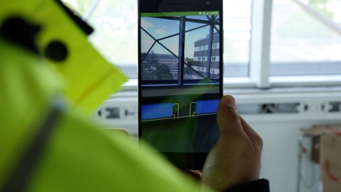 40,000 construction workers can now see through concrete with their phone