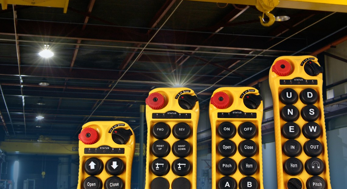 CP Automation, explains why these findings may be partly down to the industry embracing new ways of working — including equipment like radio controlled cranes.