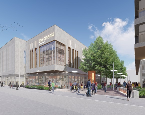 BEESTON in Nottingham is set to benefit from a new mixed-use development which will bring 132 new homes, a cinema and food and drink outlets to the East Midlands town.