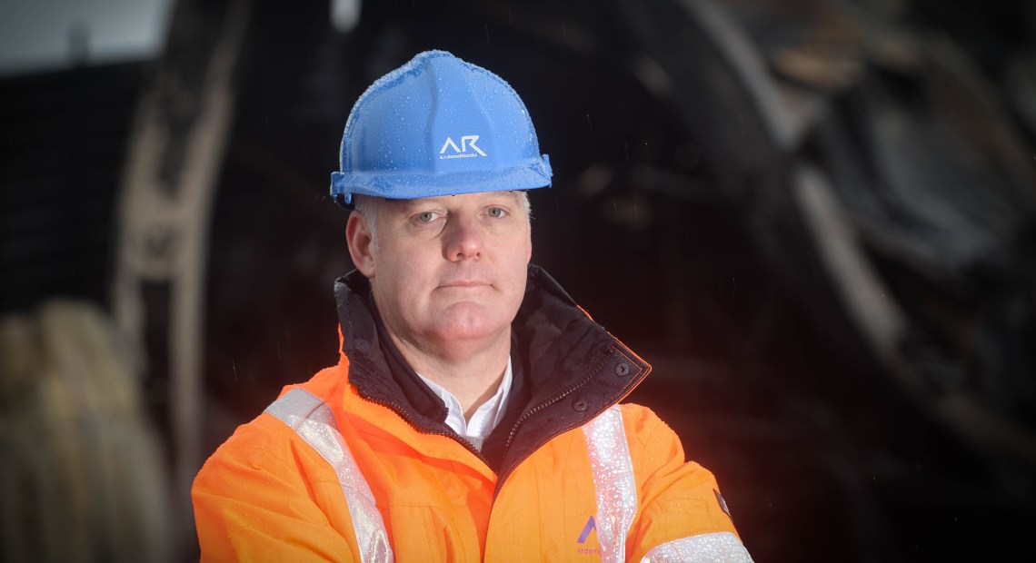 It's been the best ever start to a year for East Midlands demolition firm AR Demolition, with record turnover and profits in the first half of 2018.