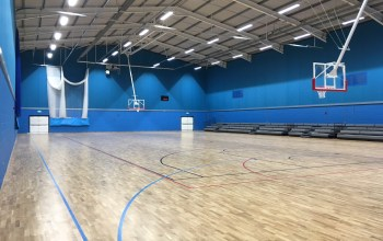 Davlyn Construction Delivers New Sports Facilities