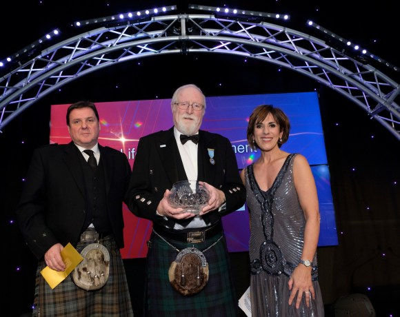 In a world which is increasingly dependent on electrotechnology, the unsung heroes who keep us switched on had their moment in the spotlight last week (October 12) at a ceremony hosted by SELECT, Scotland's largest trade association.