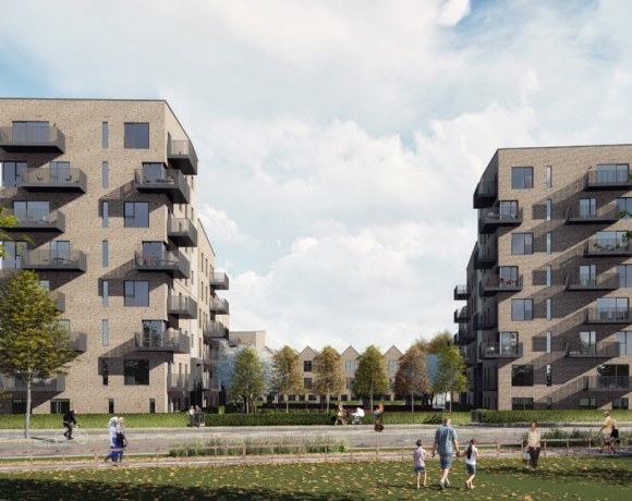 Building services provider J S Wright is to design the mechanical services for 800 new homes at two major developments in north and east London.