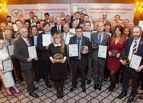 Excitement is mounting as the highest performing Considerate Constructors Scheme registered construction companies and suppliers get ready for the 2018 National Company and Supplier Awards.