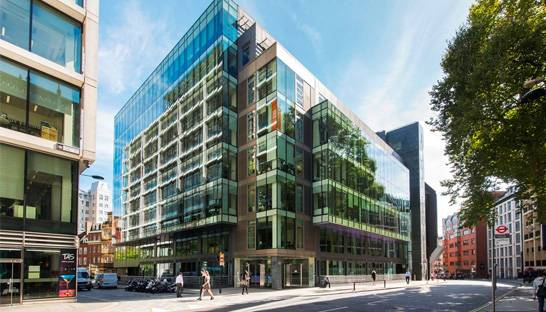 CBRE appointed to sell office on behalf of British Steel Pension Fund