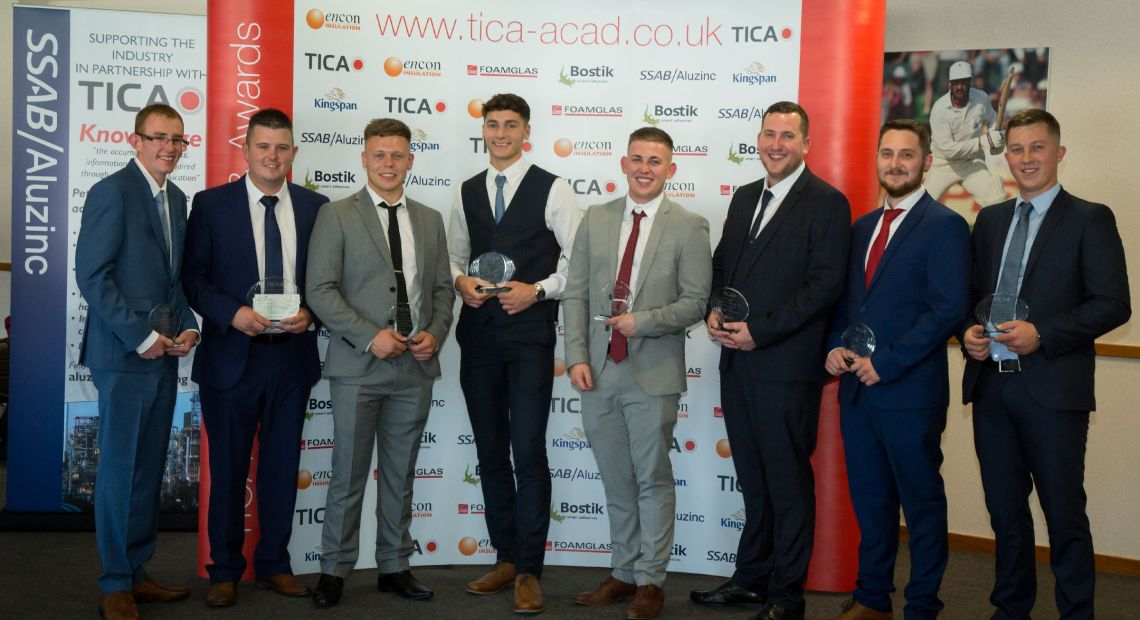 Brand Energy and Infrastructure Service employee Adam Brophy scooped the Thermal Insulation Contractors Association (TICA) Level 2 Apprentice of the Year Award at a recent ceremony held in London.