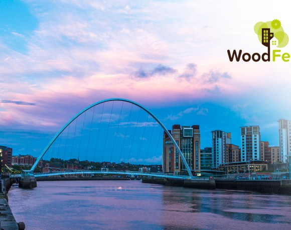 The North East will celebrate everything built with wood as the first WoodFest comes to Newcastle in December, with an exciting line-up of events organised by the UK timber industry's campaign, Wood for Good.