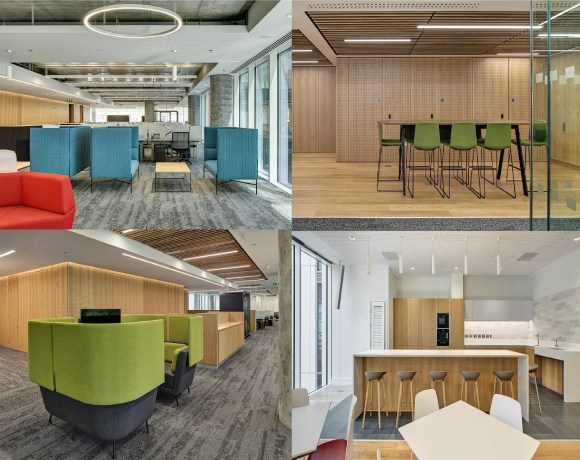 TODD Architects Completes Santander Offices