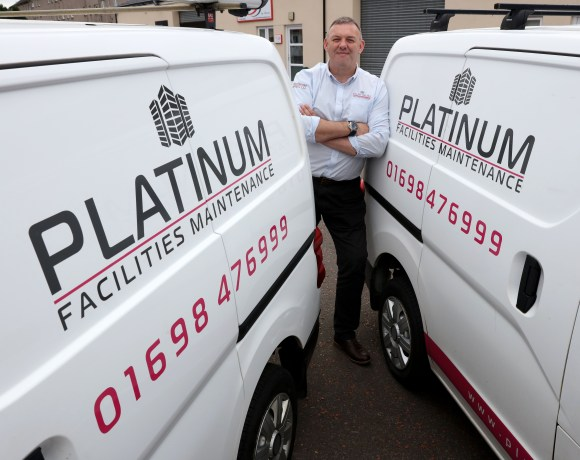 Platinum Facilities Maintenance, a Hamilton-based business which employs twelve staff, has successfully completed a second South Lanarkshire Council (SLC)