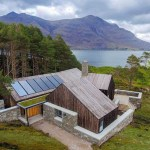 Viridian Solar is celebrating the announcement of the RIBA Grand Designs House of the Year 2018. The stunning Lochside House in the Scottish Highlands that won the accolade features roof integrated solar panels from the UK manufacturer.