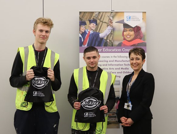 Dickies Becomes Partners with Bristol College