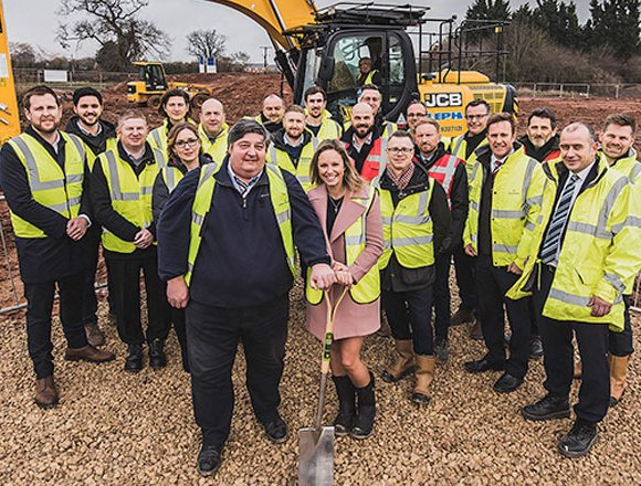 Morgan Sindall Delivers School Project