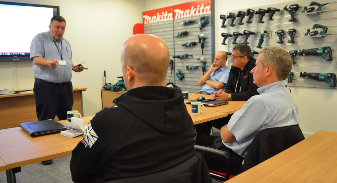 Makita UK has opened a third regional Factory Service Centre (FSC) in the busy London borough of Hounslow.