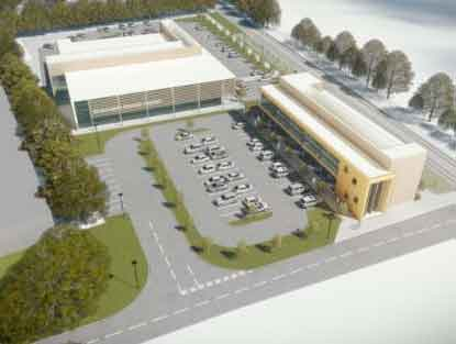 New Leisure Centre to Arrive in Bingham