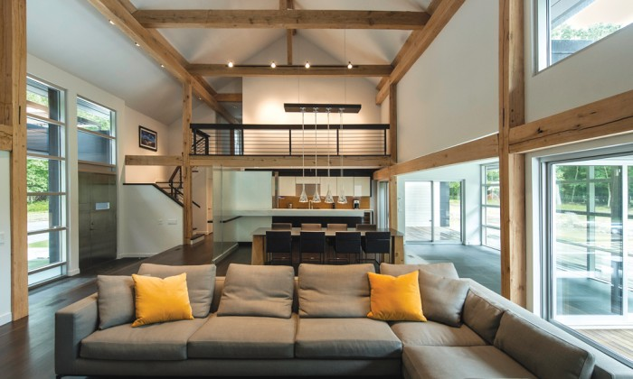 When it comes to renovating your home, there are so many new and improved ways to give your home a modern touch whilst keeping the traditional, practical features that help to keep it functional whilst looking good too.