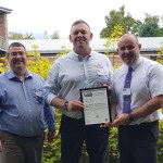 Hamilton-based Platinum Facilities Maintenance which employs twelve people in the Lanarkshire town and carries out work throughout the UK, has been accredited as a member of the British Engineering Services Association, (BESA).