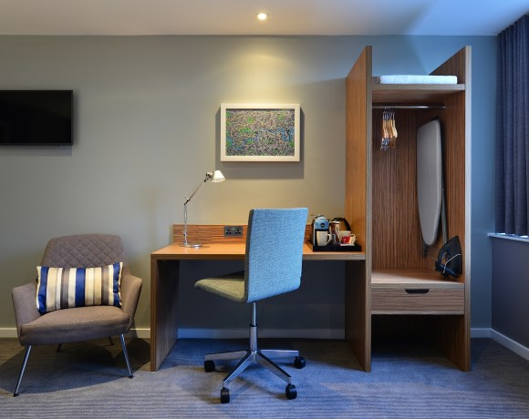 National property and construction consultancy Wakemans has completed a £2.4million SuperRoom roll out programme for Travelodge, one of the UK's largest budget hotel chains.
