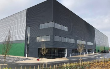 The team at KAM Project Consultants was recently selected by logistics and industrial development company Baytree to provide construction services for the build of a warehouse, which is being hailed as 'the most sustainable warehouse in the UK'.