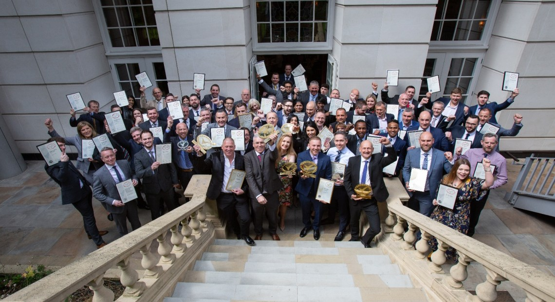 Considerate Constructors Scheme recognises highest-performing construction sites with top honours