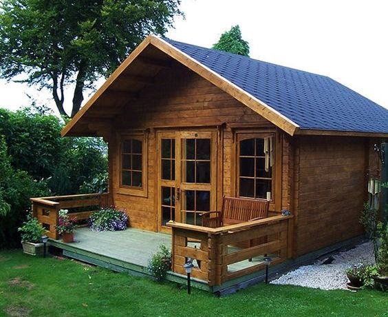 When it comes down to making a garden building more environmentally friendly,