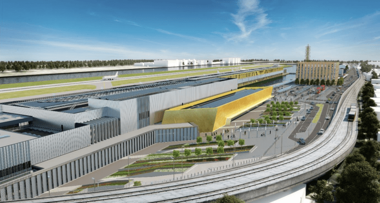 J&D Pierce announced as the Steel Contractor for the London City Airport