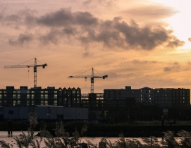 Nonresidential construction spending up 6.4% year over year in April
