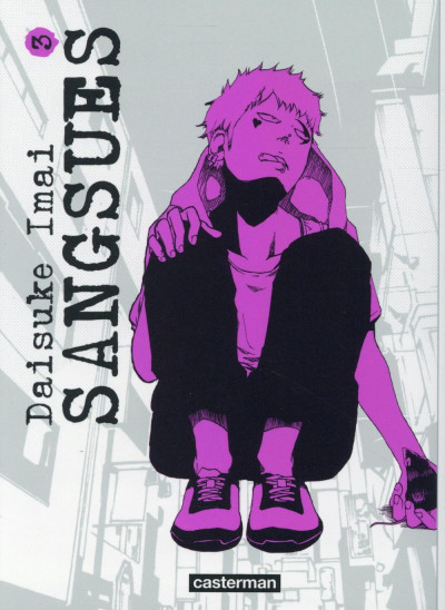 Couverture Sangsues tome 3