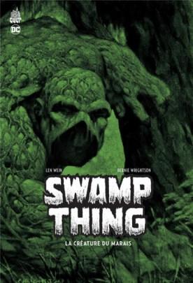 Swamp thing la légende - Len Wein & Bernie Wrightson - BDfugue.com