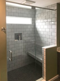 BDM Remodeling Atlanta Subway Tile Shower with Bench Neutral Tones Lime Green Walls Master 20June2019_0004_Layer 3