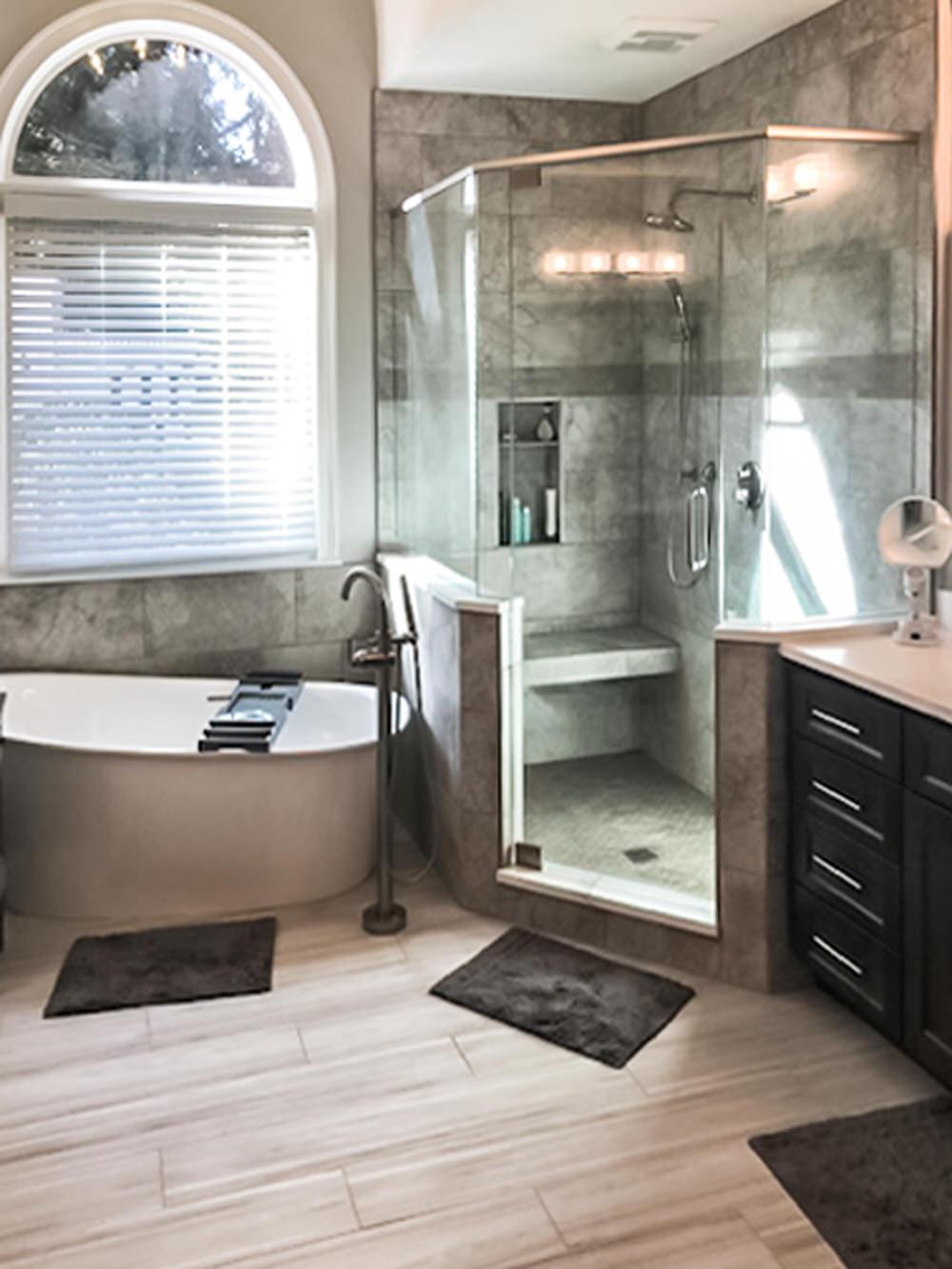 Contemporary Bathroom Inspirations