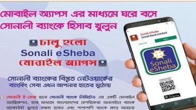 Photo of ঘরে বসে সোনালী ব্যাংক একাউন্ট খুলুন | Sonali eSheba Bank Account Open Process