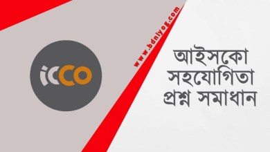 ICCO Cooperation Question Solution