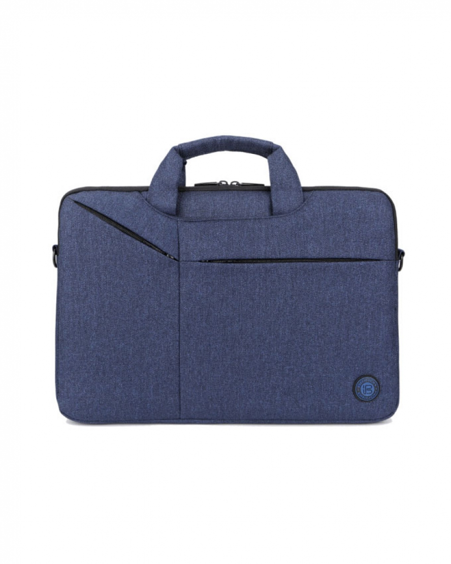 1528197855 Brinch BW-235 Bag For Laptop And Macbook 15 Inch - Blue