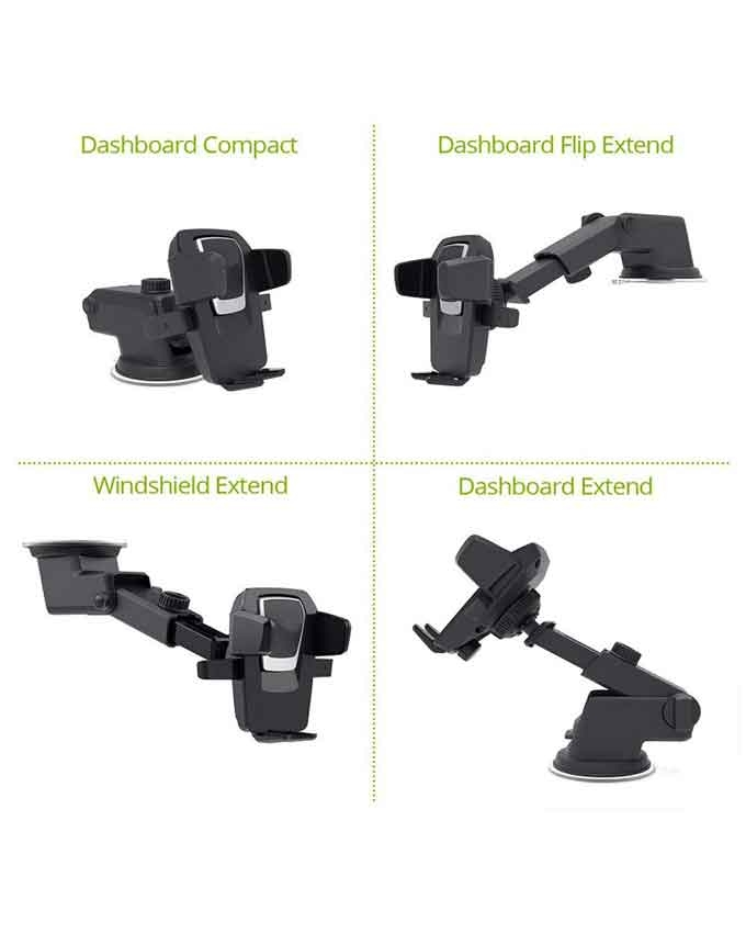 1551438506 Suction Cup Phone Holder - Transformer