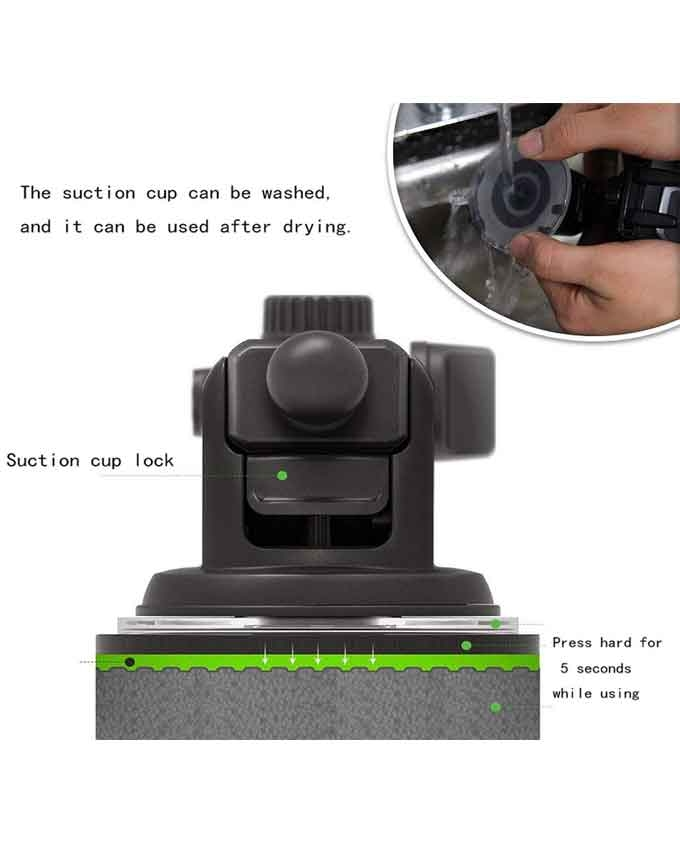 1551438608 Suction Cup Phone Holder - Transformer