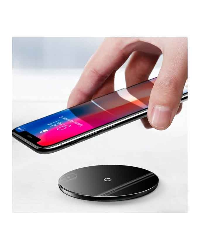 1566553753 Baseus CCALL-JK01 10W Qi Fast Wireless Charger For iPhone & Android