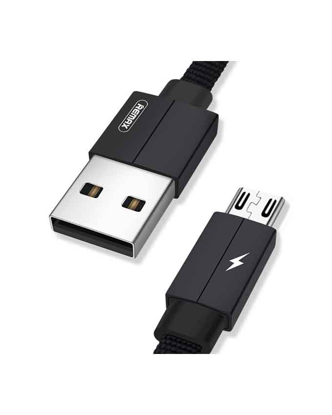 Remax Kerolla Rc 094m 4 Remax RC-094m (2m) Kerolla Series Micro USB Data Cable