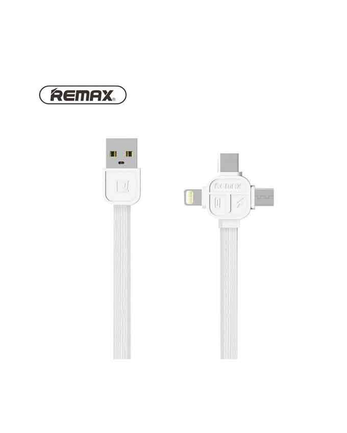 Remax 3 in 1 Charging Cable RC-066TH