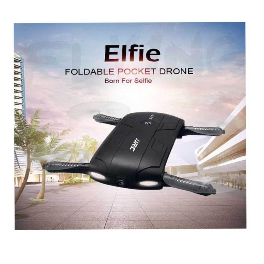 DRONE CAMERA JJRC ELFIE HD H37 Drone Camera JJRC Elfie HD H37