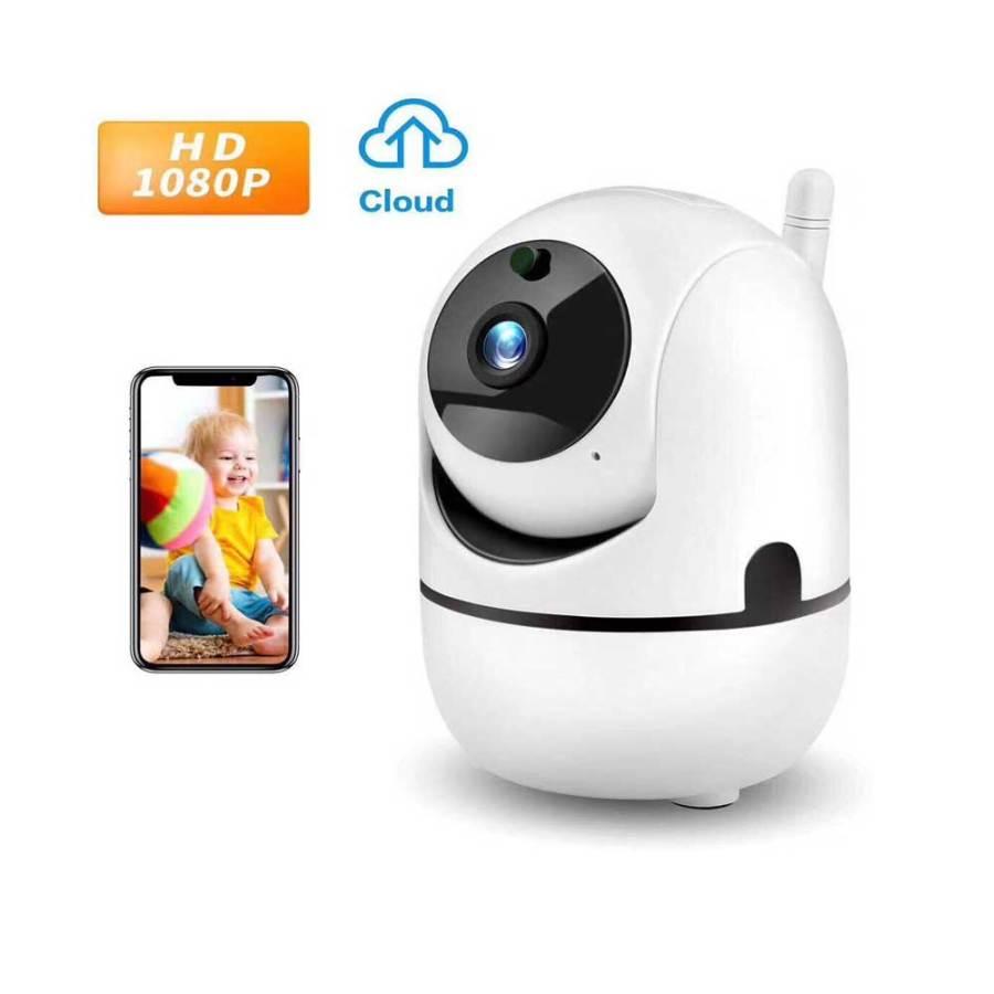 IP Wireless 3D Tracking Mini Camera Y4C-ZA 2MP HD 1080P