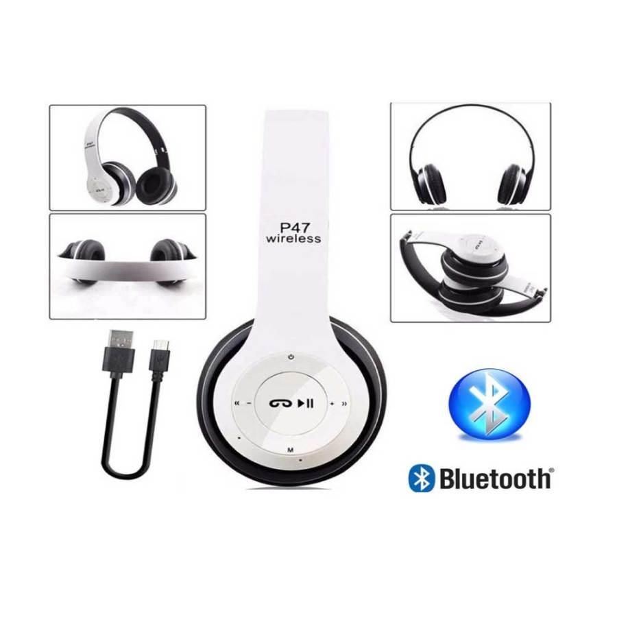P47 Wireless Headphone bdonix 2 P47 Wireless Headphones