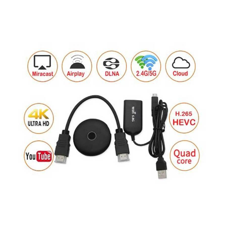 Chromecast Wireless HDMI Dongle
