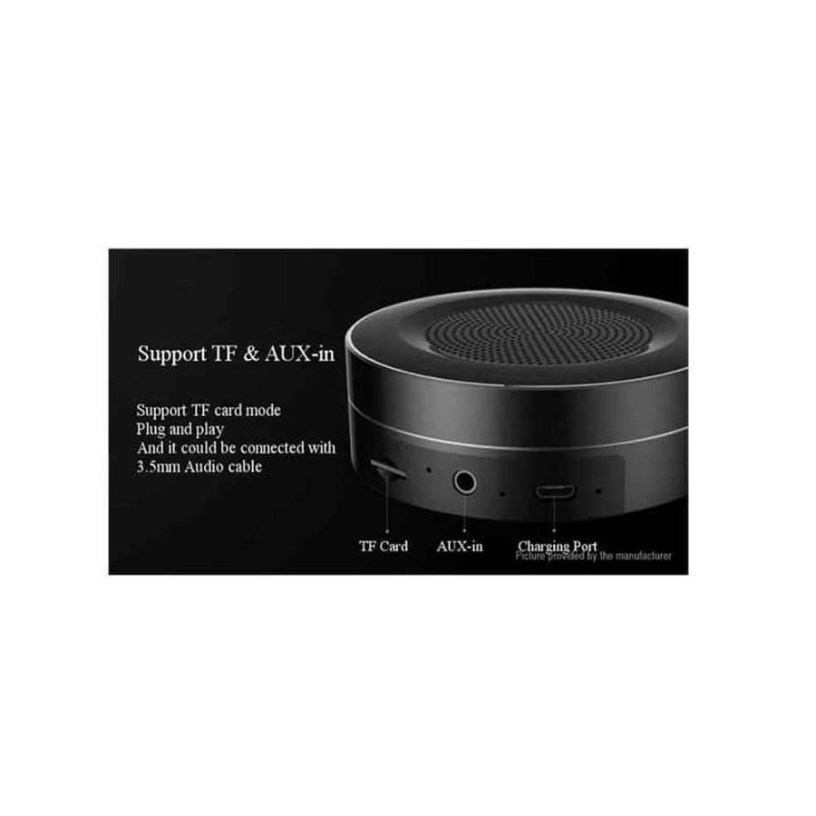 Remax RB M3 Bluetooth Portable Speaker bDonix Black 4 Remax Bluetooth Portable Speaker RB-M13 - Black